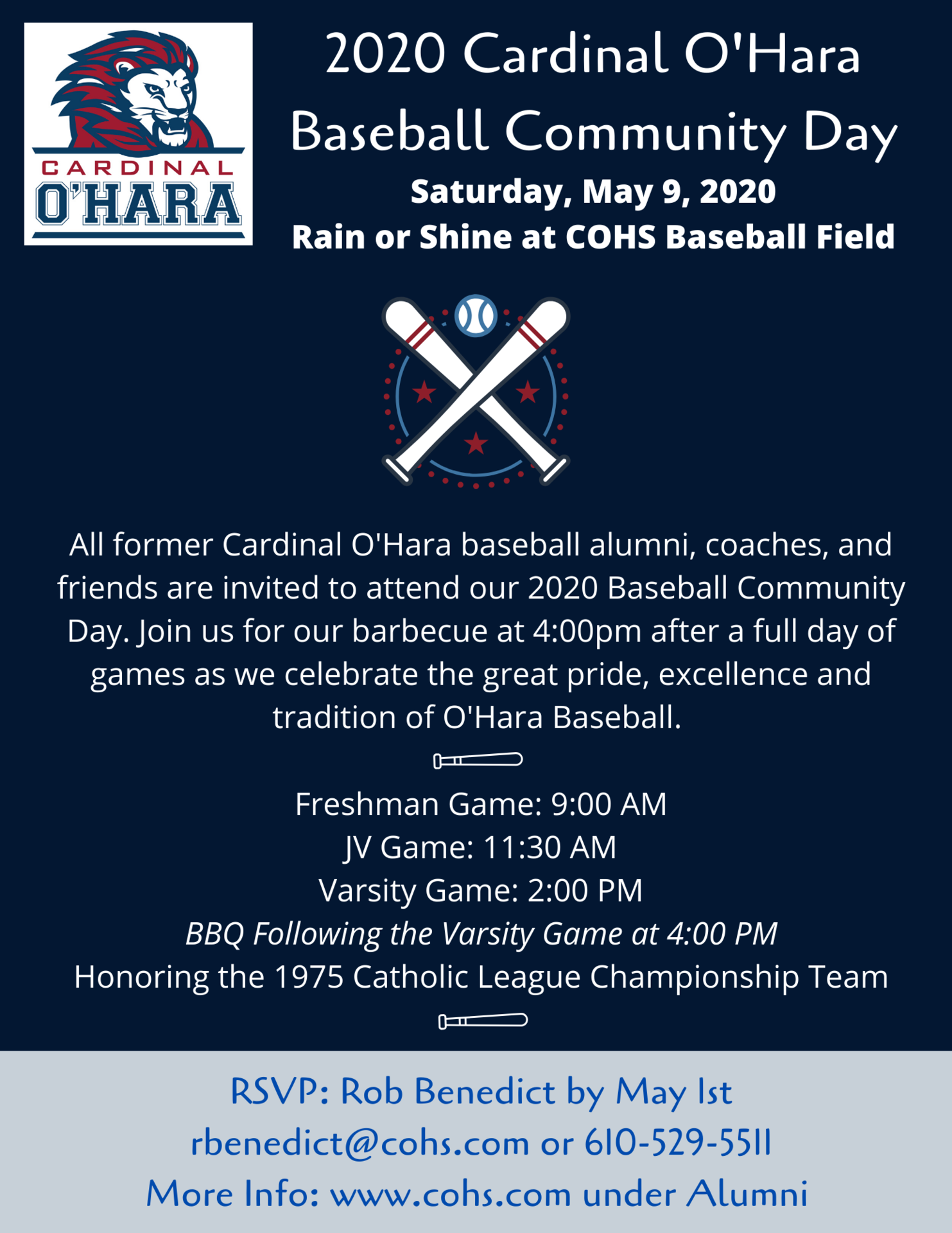 2020 Baseball Community Day