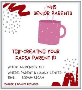 FAFSA Parent ID