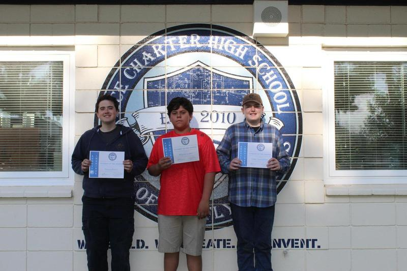 August Student of the Month Recipients Featured Photo