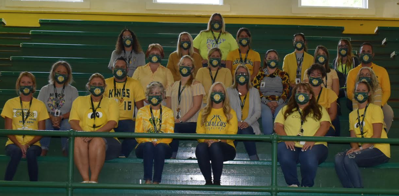 Staff supports childhood cancer research