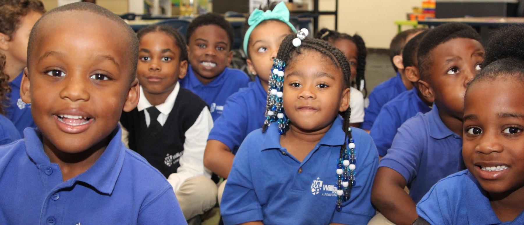 Kindergarten Scholars