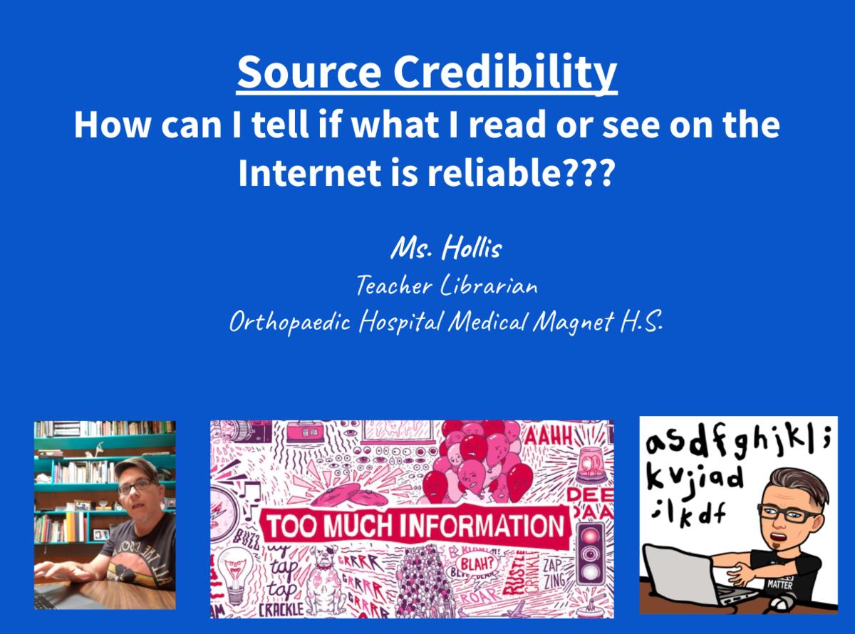 Source Credibility Lesson
