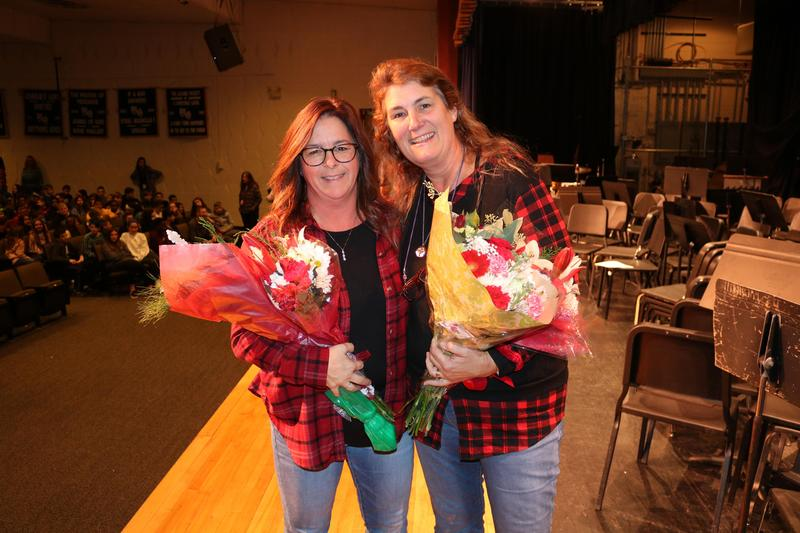 CONGRATULATIONS TO OUR EDUCATIONAL SERVICES PROFESSIONAL OF THE YEAR AND OUR TEACHER OF THE YEAR Featured Photo