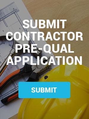 Contractor Pre-Qualification Website Link