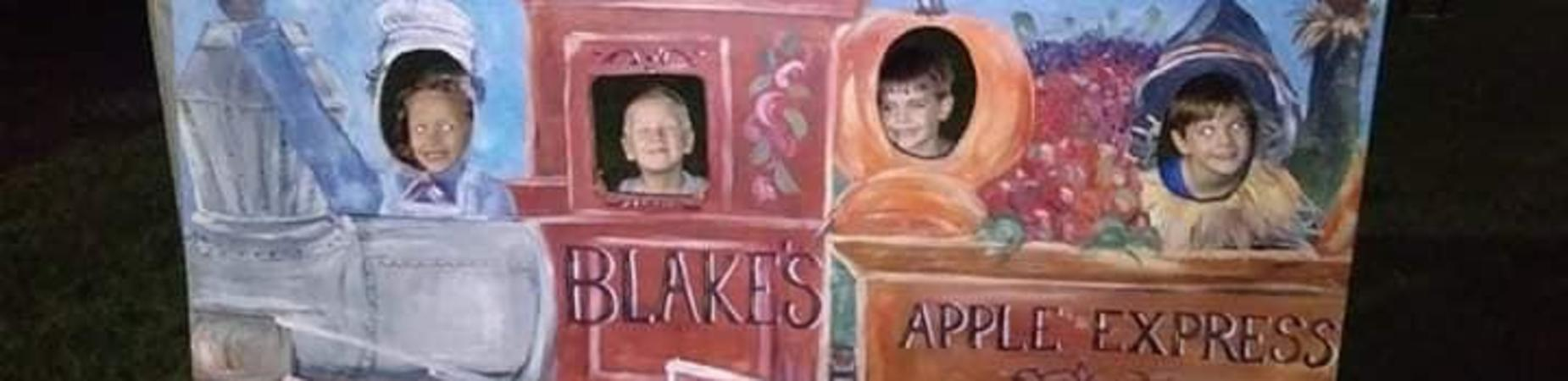 Blake's Apple Orchard with Children