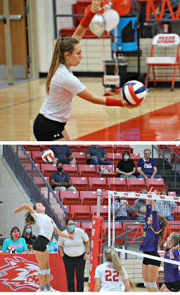 pictures of volleyball team