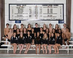 QV Swimming & Diving