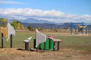 An image of music playground equipment