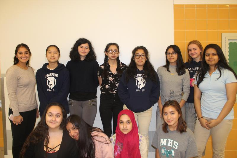 Maspeth High Creative Writing Club Wins National Writing Competition Featured Photo