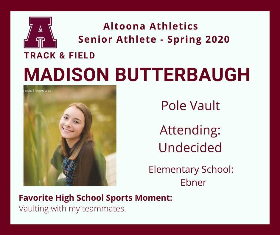 Madison Butterbaugh