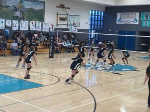 Girls Volleyball vs North Mountain