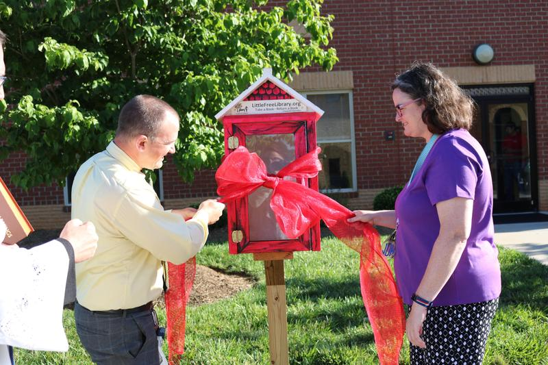 SHCS Little Free Library Featured Photo