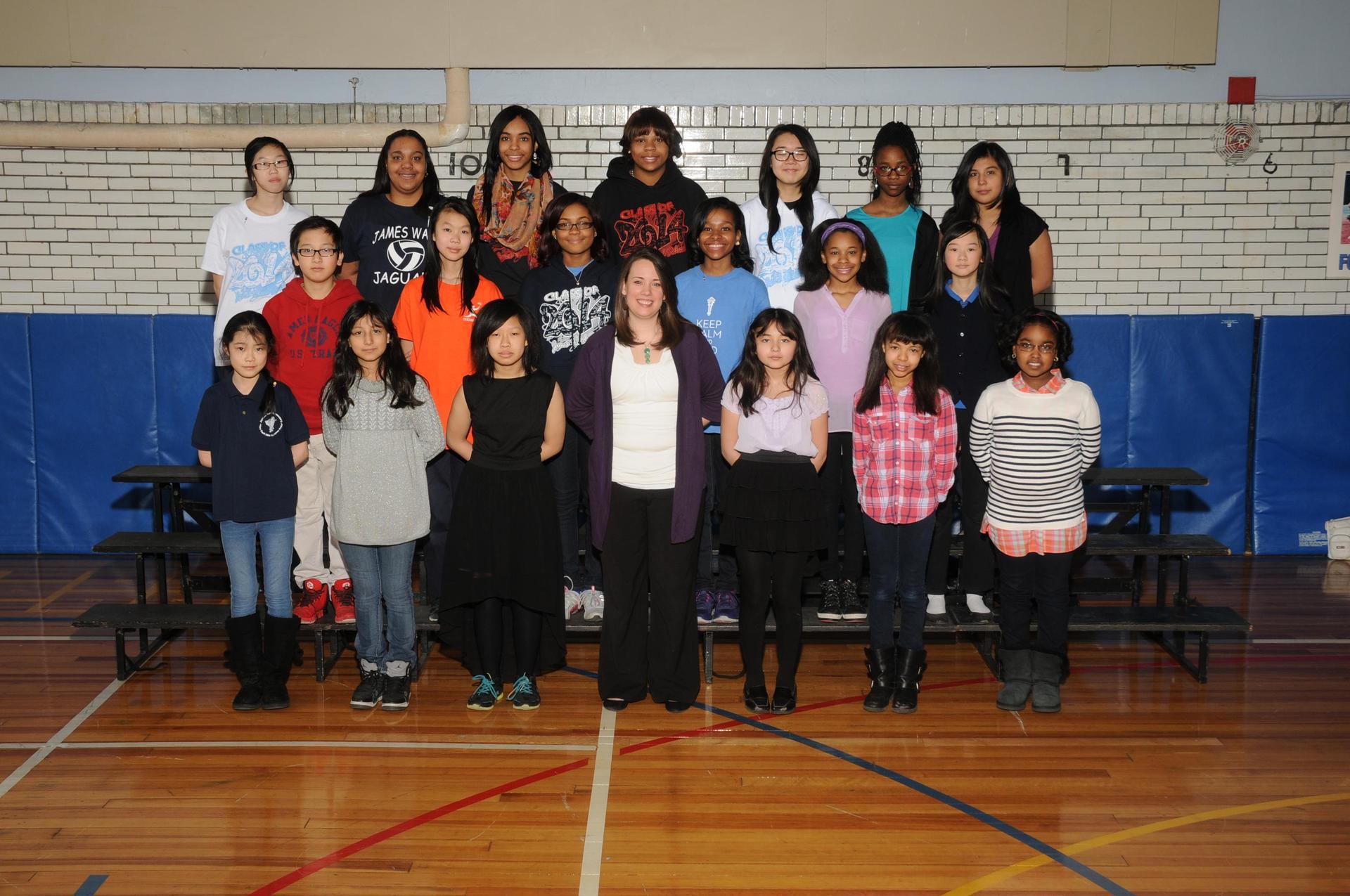 Choir Photo