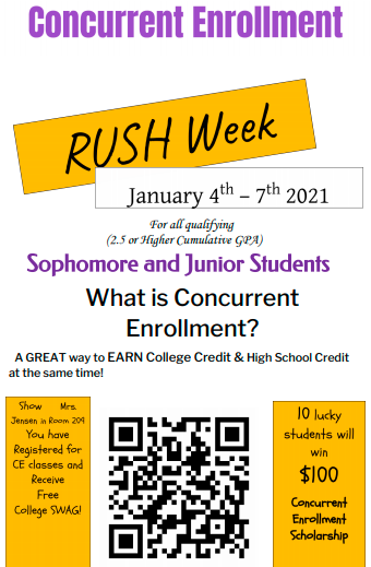 CE Rush Week