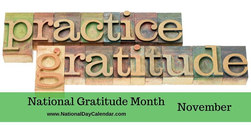 Practice Gratitude Picture