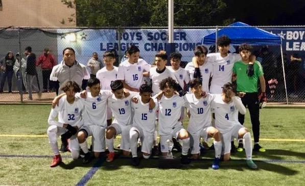 Foshay Varsity Boys Soccer Wins Mendez Tournament as a Repeat! Featured Photo