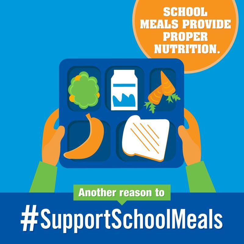 #supportschoolmeals icon