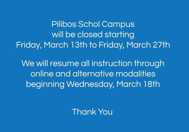 School Closure & Online Instruction Featured Photo