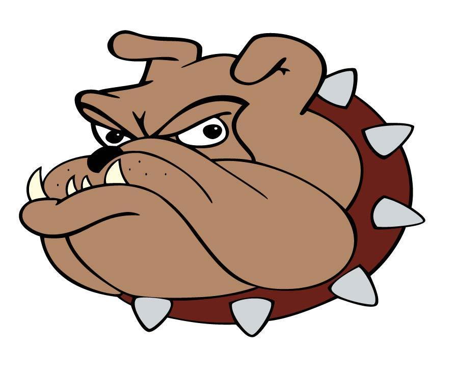 Clarkdale Bulldog Mascot