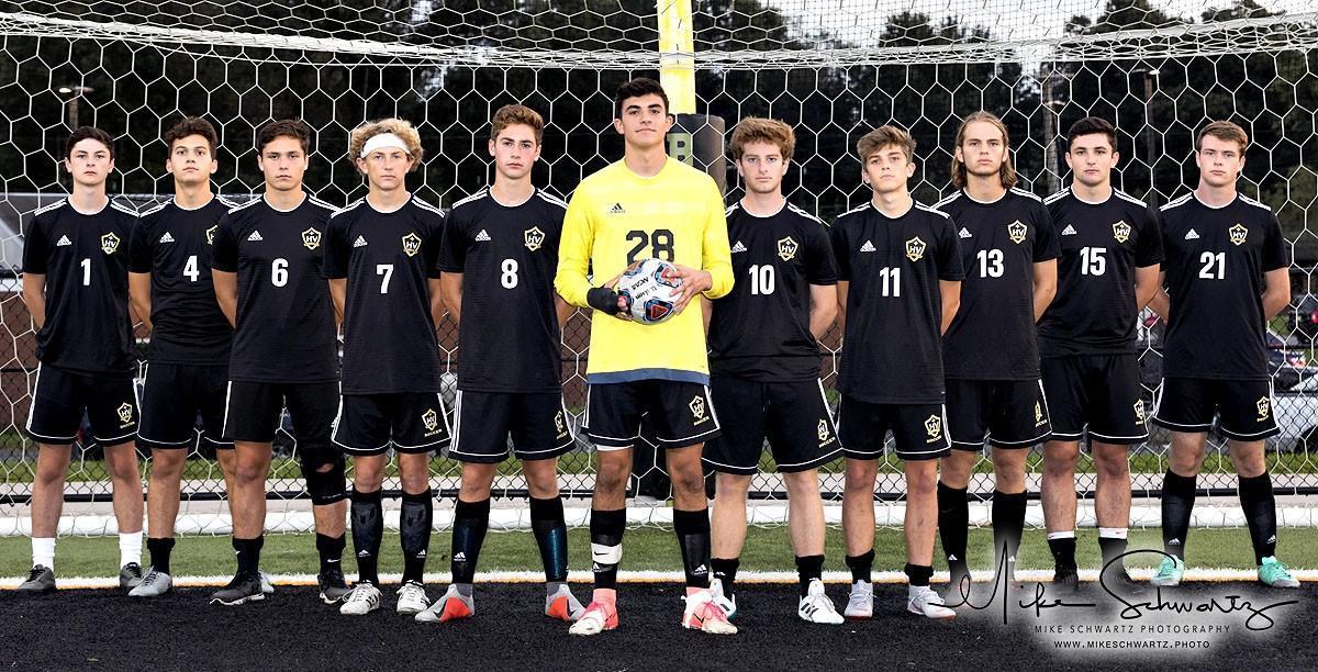 Boys Soccer Seniors