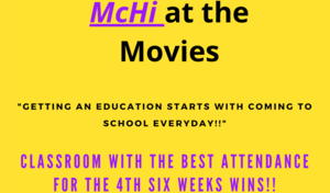 McHi at the Movies