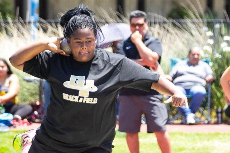 Franklin Finishes 2nd in Shot Put at CIF State Finals Featured Photo
