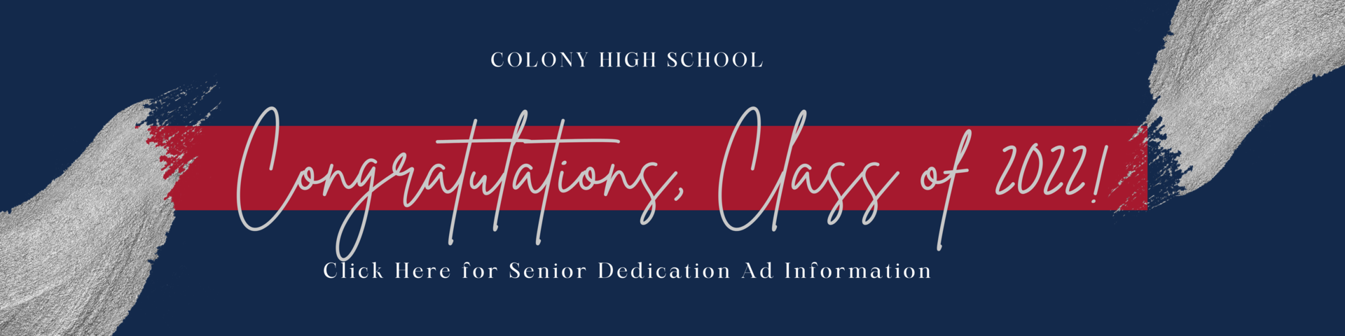 Yearbook Dedication Ads