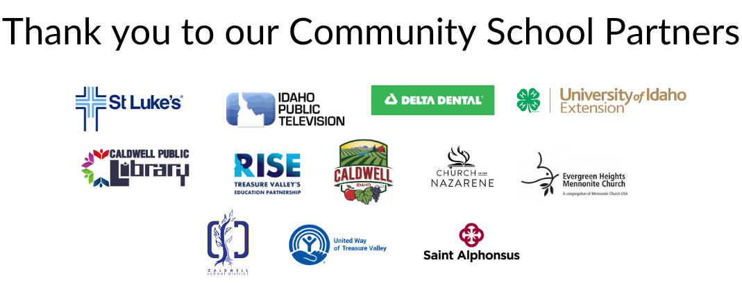 Sacajawea Community School Partners