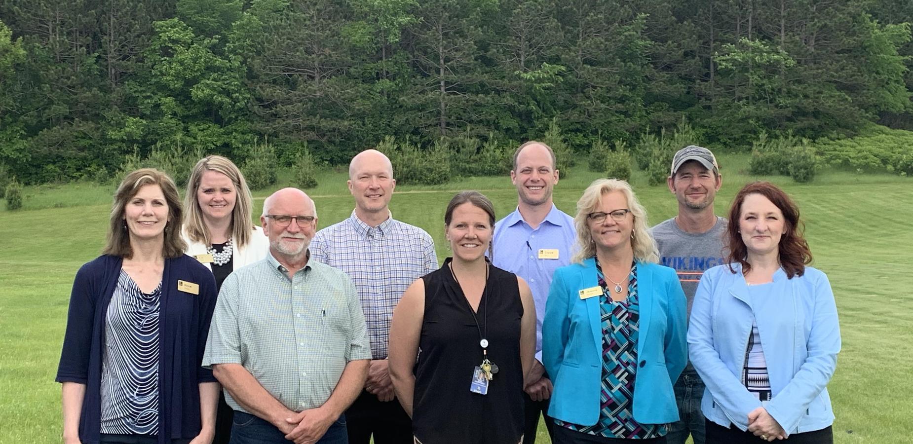 WITC meeting members