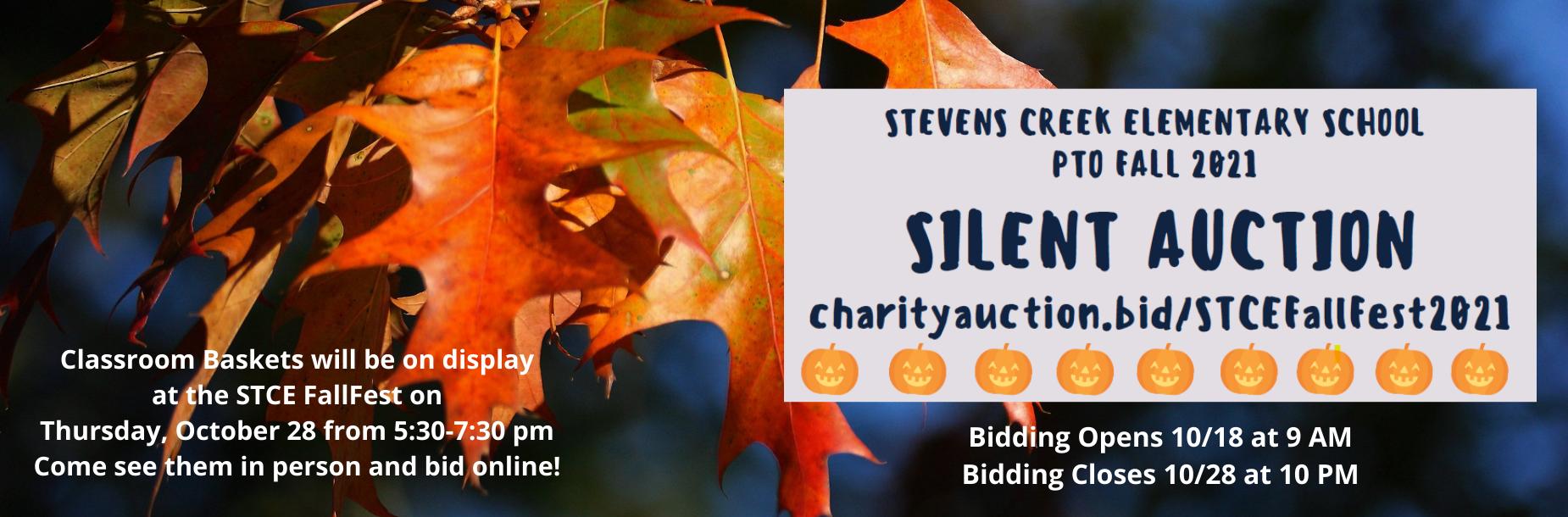 virtual silent auction