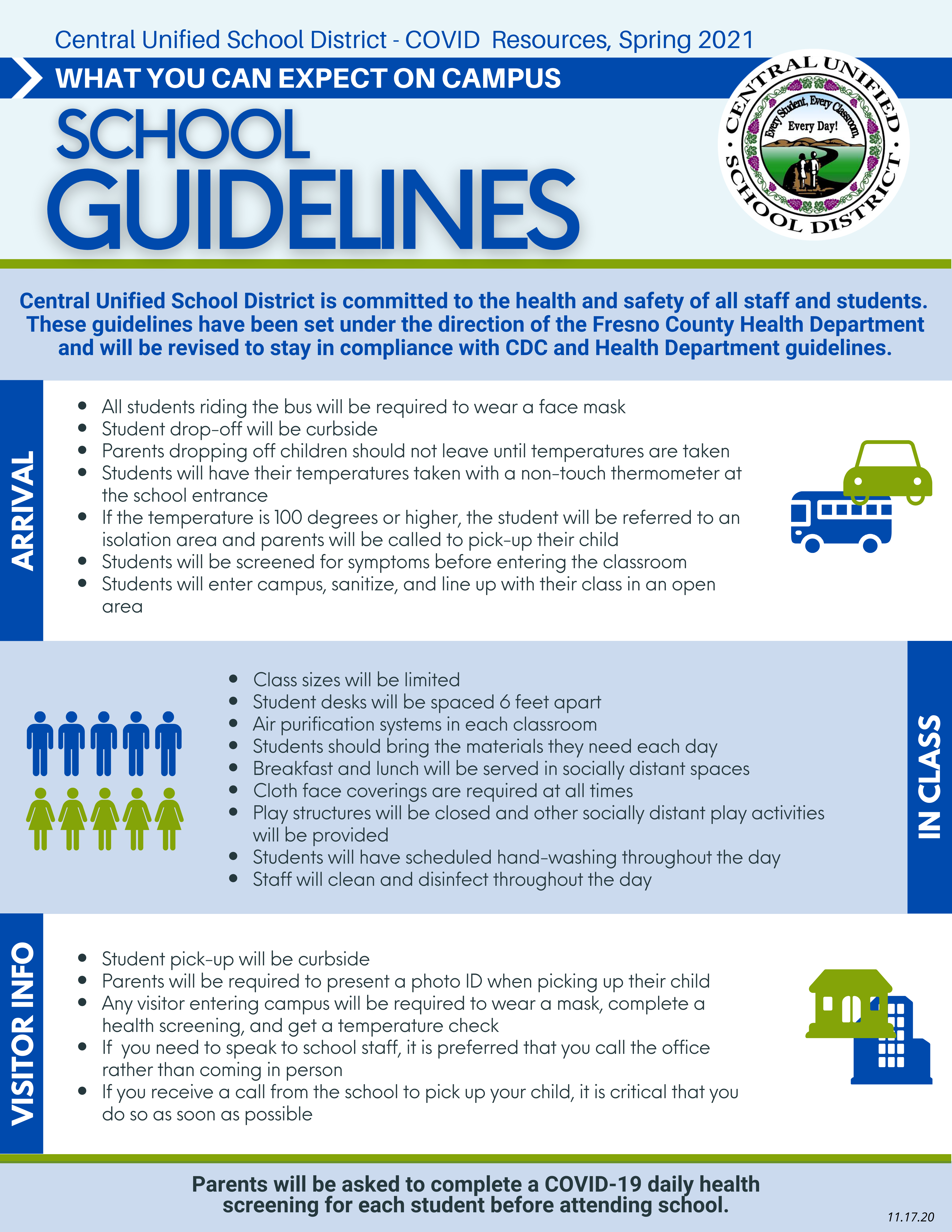 School Guidelines