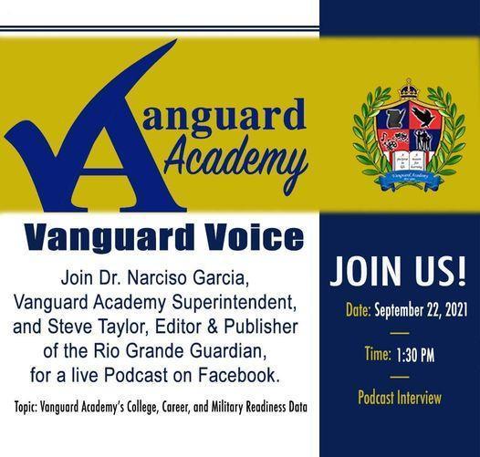 VANGUARD VOICE! Featured Photo
