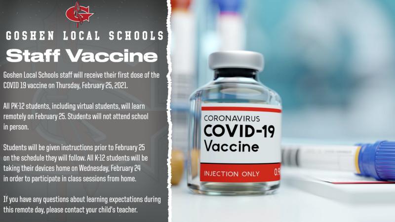 staff vaccine