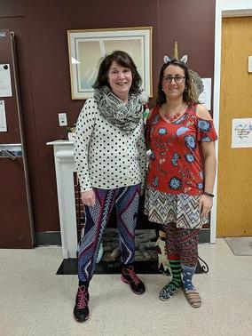 Mix and Match Day!
