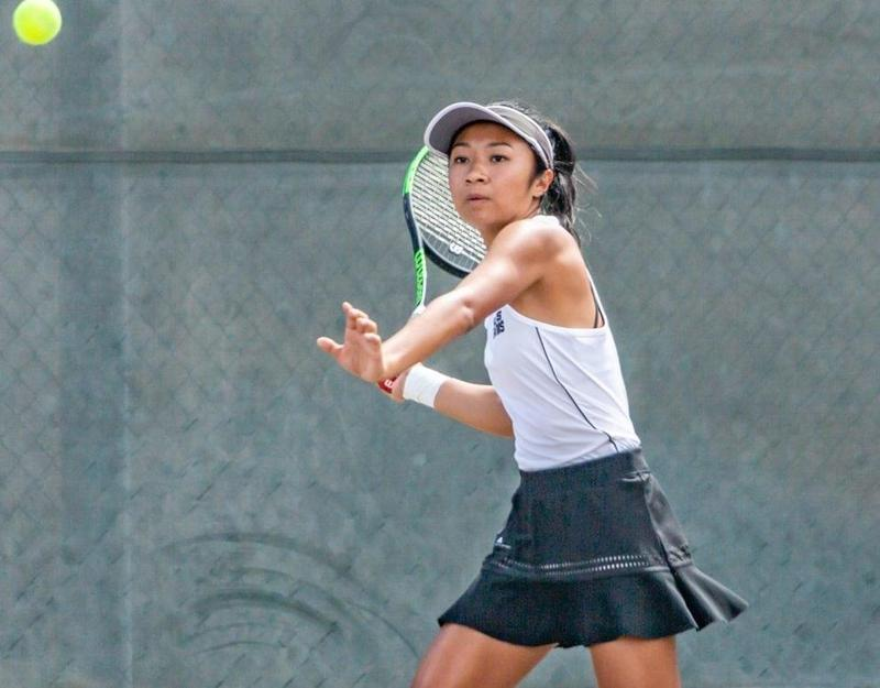 Justine Dondonay named High School Tennis All American Featured Photo