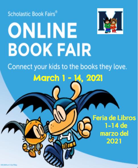 Spring Virtual Book Fair is Here! Featured Photo