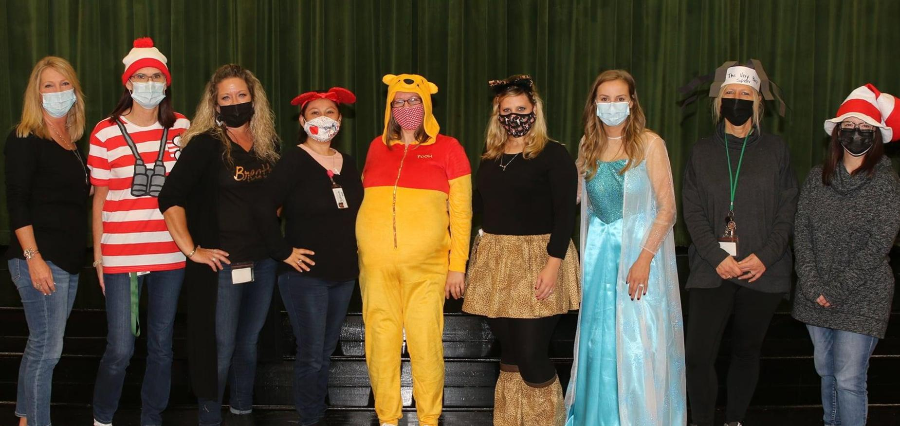 Story book dress up day
