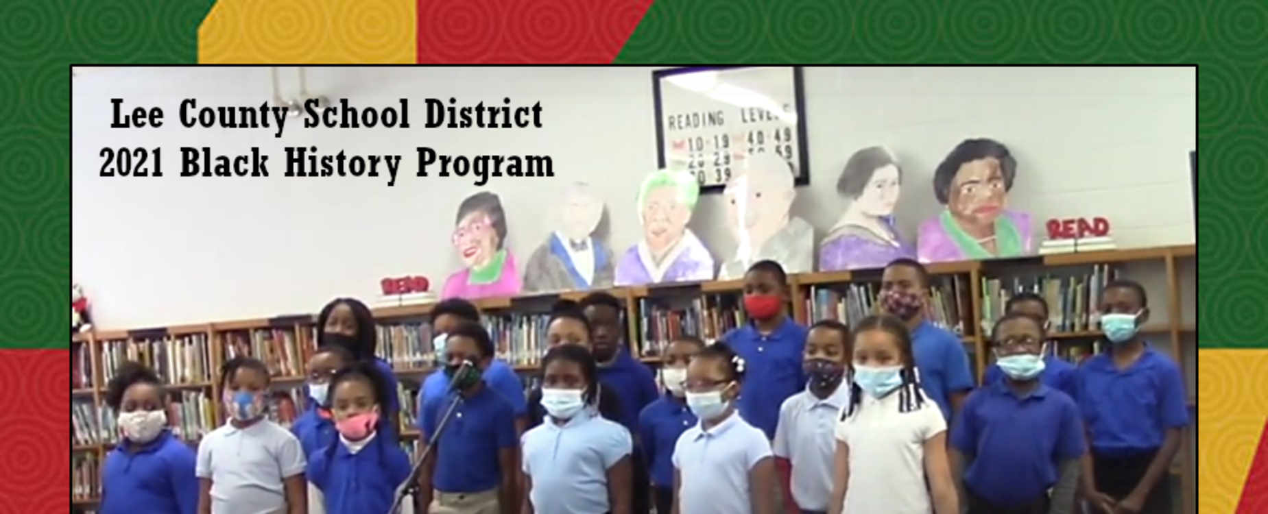 2021 District Black History Program