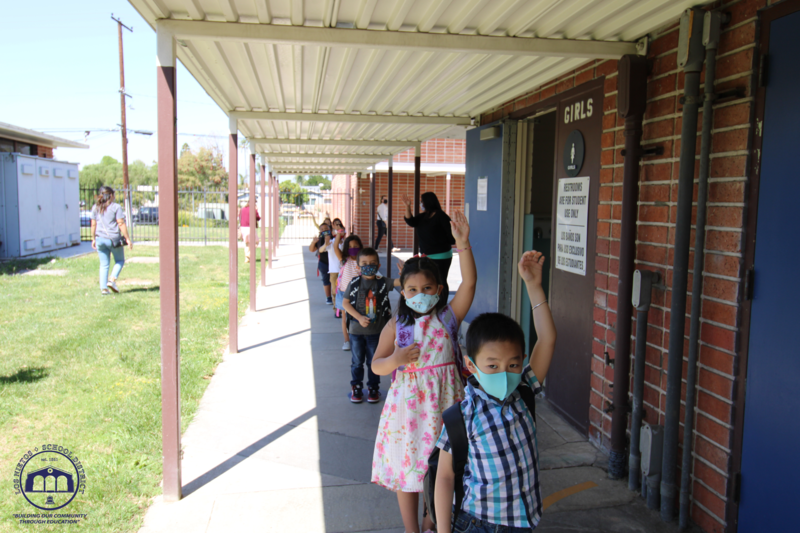 Reopening Los Nietos School District Videos Available Now! Featured Photo
