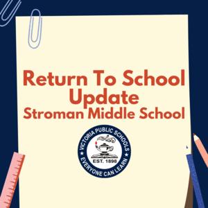 stroman update