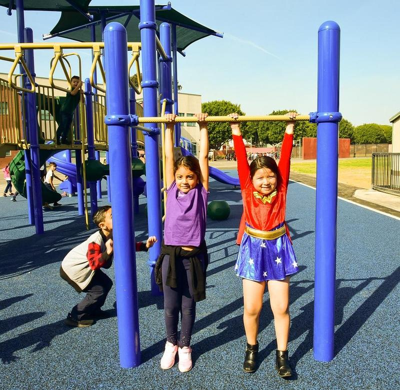 New U.S. Soccer Field, Playgrounds Installed as District Improves Campuses for Future Reopening Featured Photo