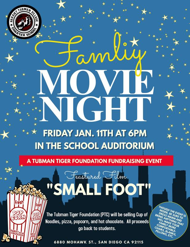 Join Us for Family Movie Night! Featured Photo