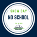 No school February 6 2019 due to weather.