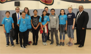 2017 Odyssey of the Mind District Team