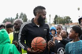 Hoops, Food, Live Performance, and an appearance by James Harden Featured Photo