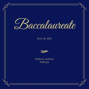 Baccalaureate May 18