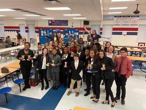 CMS Debate and Speech winners!
