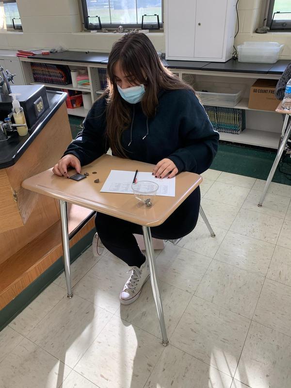 Mrs Piataks science class