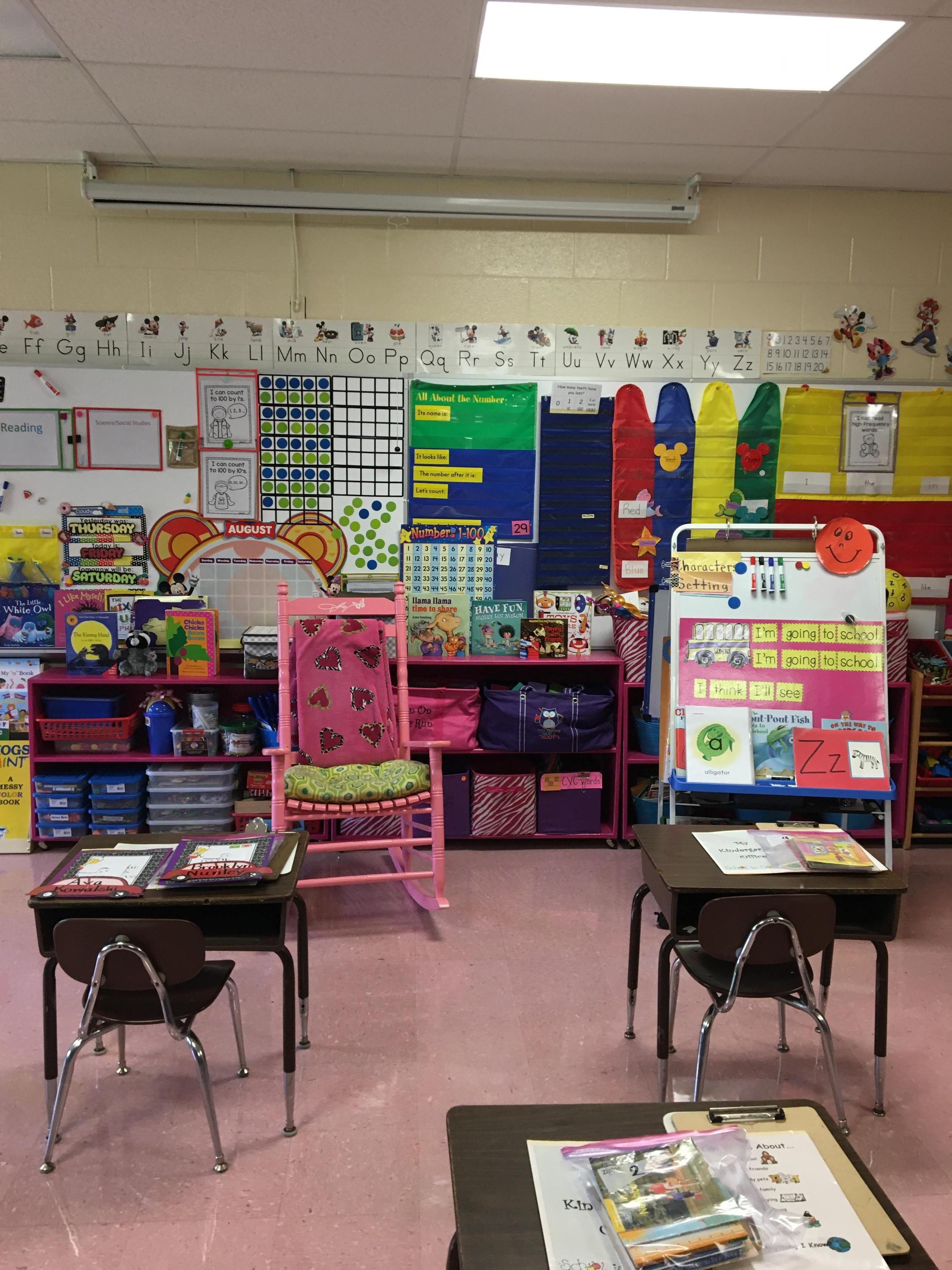 Jones Classroom