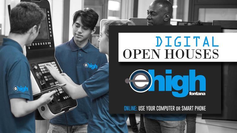 Digital Open House - eHigh Fontana